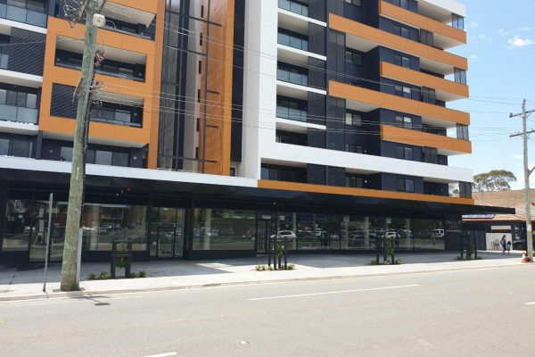 Phillip Square Apartments Campbelltown